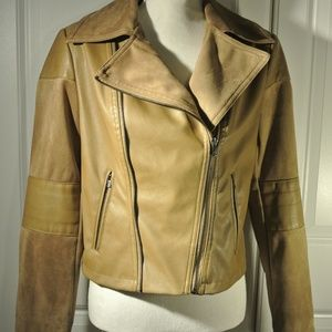 G by Guiliana Moto Jacket
